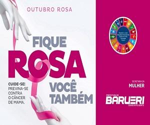 Barueri - Outubro Rosa