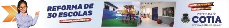 PMC - Reforma escolas