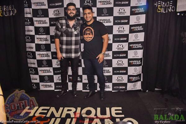 Henrique & Juliano - Rodeio Cotia 2017