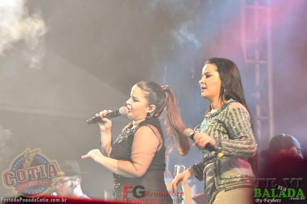 Maiara & Maraisa - Rodeio de Cotia 2017