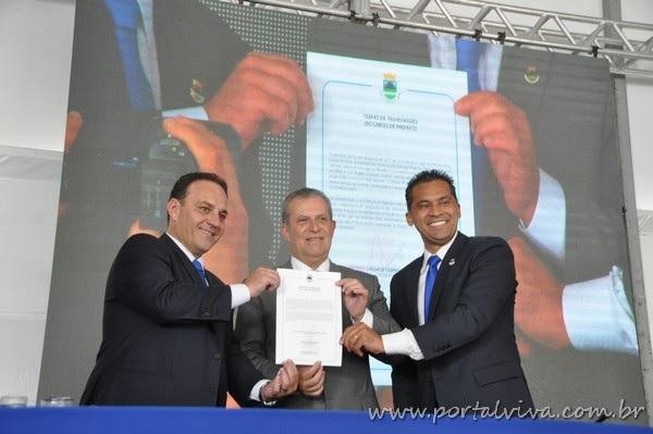 PRE dá parecer desfavorável a recurso de Rogério no TRE