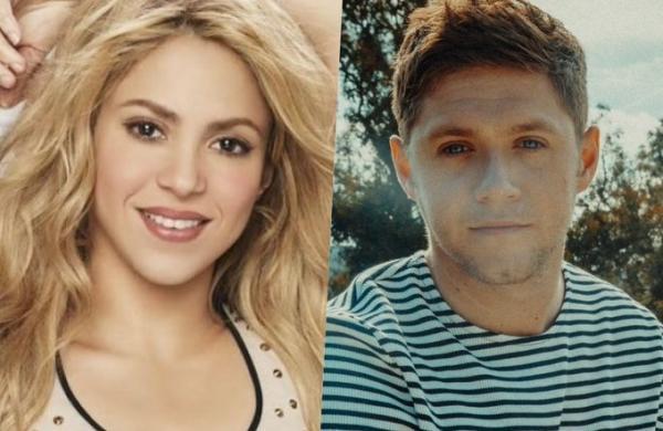 Shakira e Niall Horan farão shows no Brasil