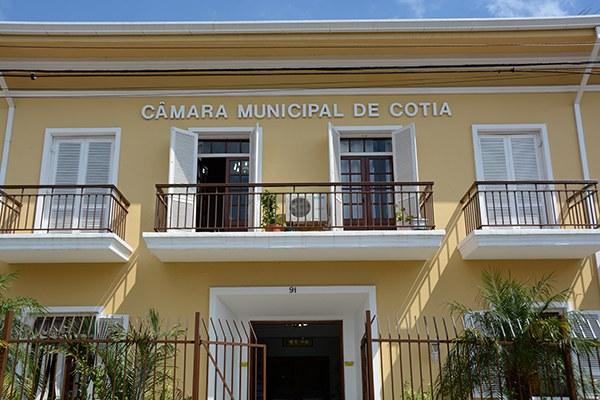 21º Sessão da Câmara de Cotia é antecipada para hoje (26), às 17 horas