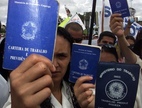 Grande São Paulo registrou 2,12 milhões de desempregados no mês de maio