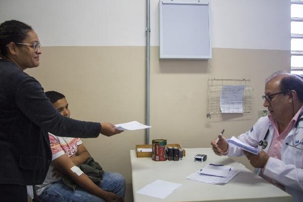 UBS do Atalaia recebe mutirão de ginecologia e pediatra