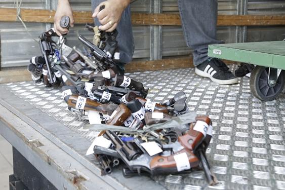 Tribunal de Justiça retira todas as armas dos Fóruns de SP