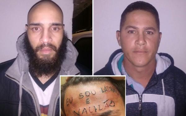 Justiça nega liberdade a homem que tatuou testa de adolescente
