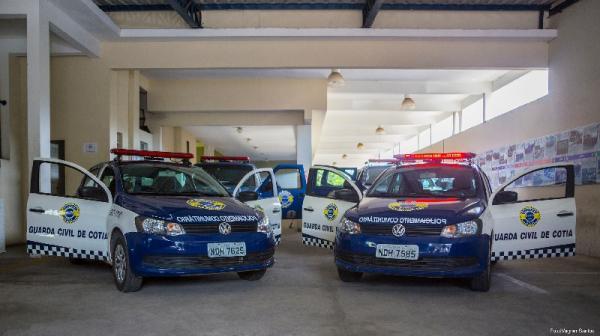 EXCLUSIVO: Viaturas da GCM de Cotia podem parar por falta de combustível