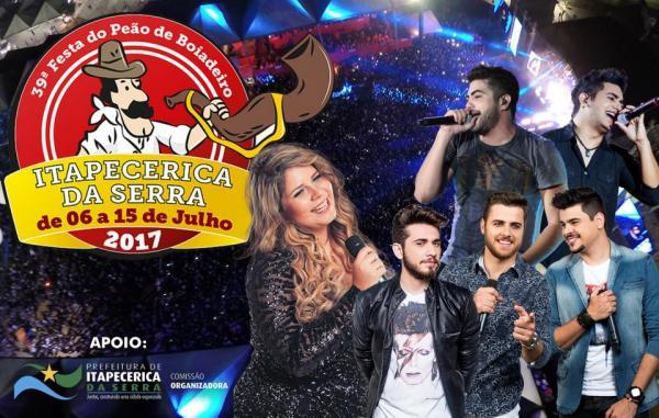 Segunda semana da Festa do Peão de Itapecerica da Serra tem grandes shows
