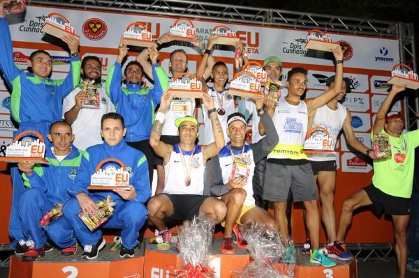 Atletismo de Cotia participa de corridas como preparação para os Regionais
