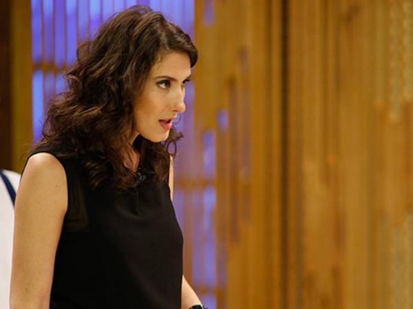 Paola Carosella relembra início de carreira e conta que já levou passada de mão