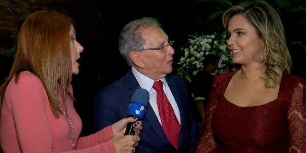 Em entrevista exclusiva ao 'TV Fama', Carlos Alberto sobre Nóbrega fala sobre casamento: