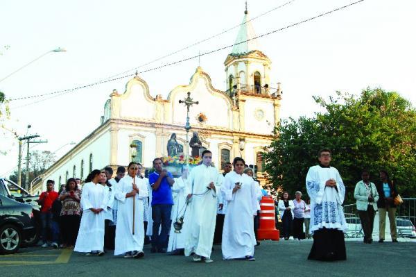 Dia da Padroeira de Santana de Parnaíba terá programação comemorativa