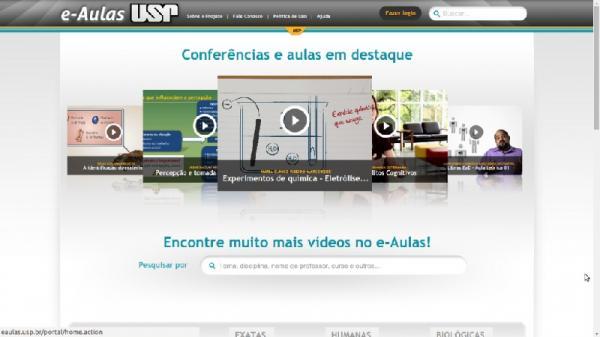Portal da USP oferece aulas gratuitas com professores da universidade em SP