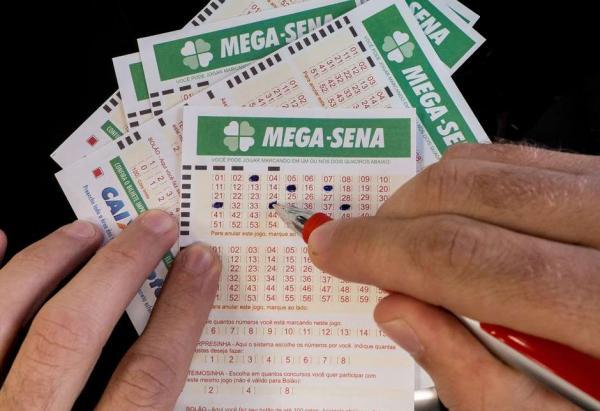 Uma aposta do Rio de Janeiro leva R$ 107 milhões da Mega-Sena
