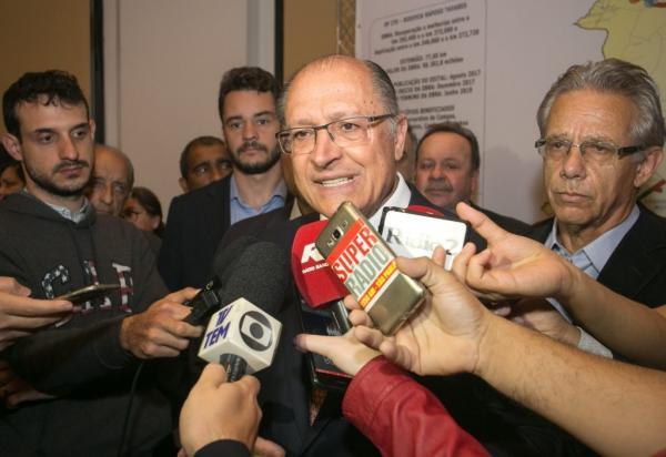 Alckmin autoriza licitação das obras da rodovia Raposo Tavares