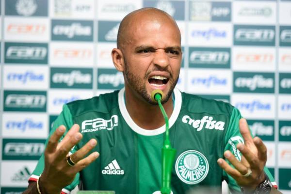 Felipe Melo não joga mais pelo Palmeiras