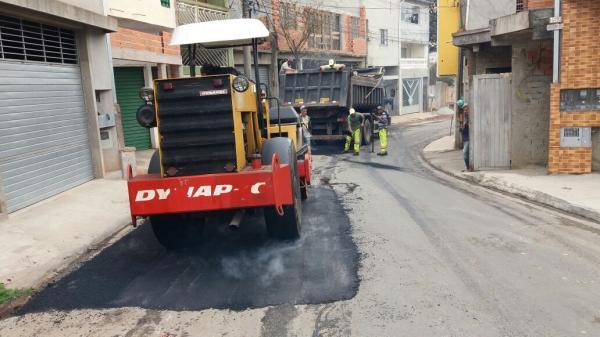 Prefeitura de Cotia segue com trabalho de manutenção e limpeza nos bairros