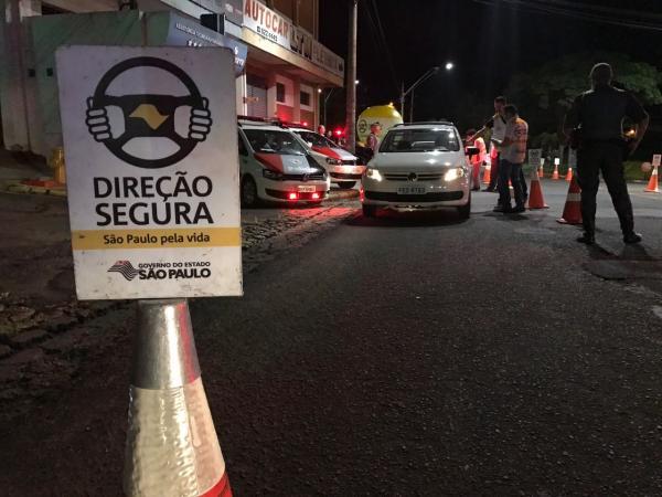 Programa Direção Segura autua 11 motoristas em Cotia