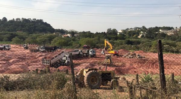 Justiça suspende obra gigantesca na Fernando Nobre