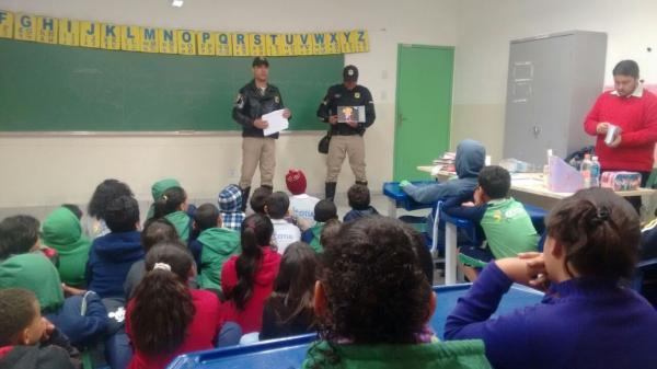 Após férias escolares, Settrans retoma ações de educação no trânsito