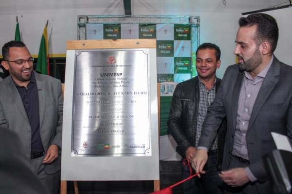 Embu das Artes inaugura sua primeira Universidade Pública