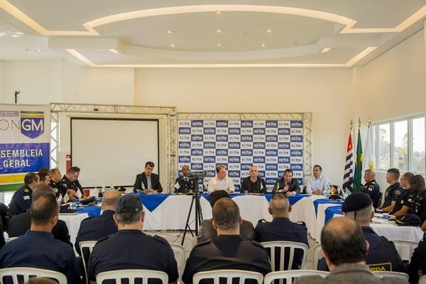 GCMs se encontram para discutir segurança dos municípios
