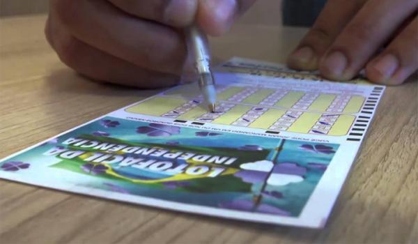 Lotofácil da Independência vai pagar R$ 75 milhões