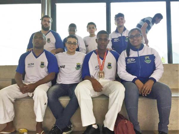 Judoca cotiano garante vaga na final do Paulista Aspirante