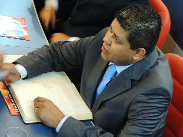 Vereador Marcos Nena investe em gestão participativa