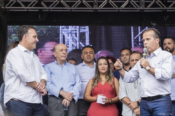 Prefeito Rogério Franco entrega Parque Linear na região do Turiguara