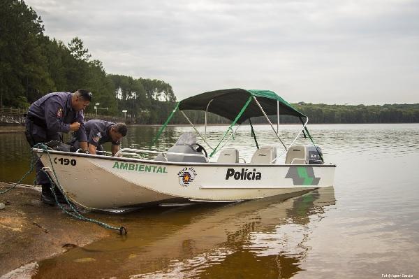 GCM e Polícia Ambiental fazem operação no Morro Grande