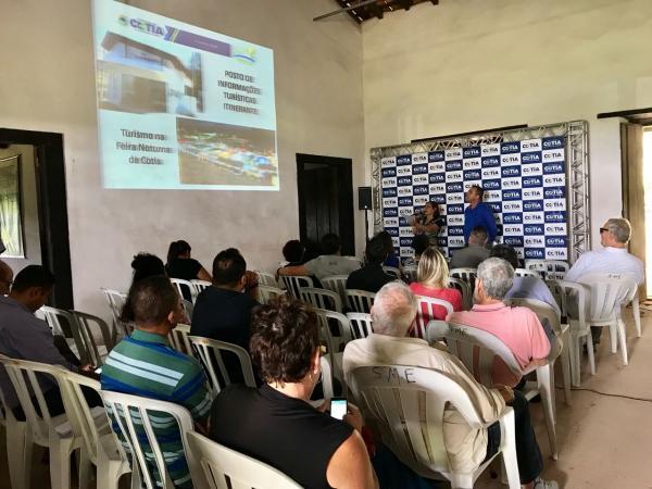 Prefeitura de Cotia vai implantar Posto de Informações Turísticas (PIT) itinerante