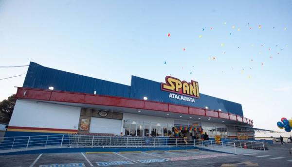 Spani Atacadista inaugura sua loja na Raposo Tavares