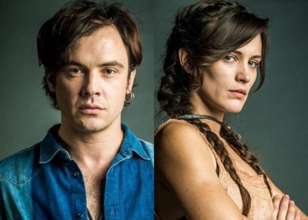 Gael abandona Aura para ficar com Clara em O Outro Lado do Paraíso