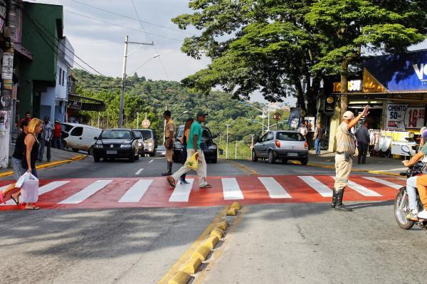 Cotia registra queda nas mortes por acidente de trânsito