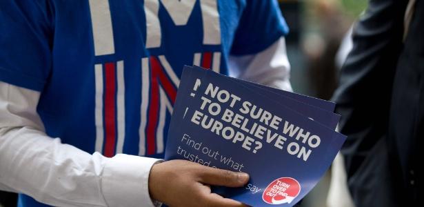 Estados Unidos defendem permanência do Reino Unido na União Europeia