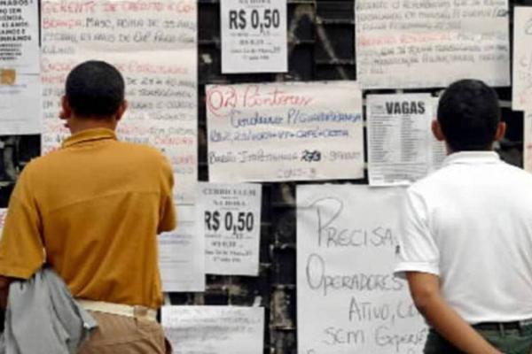 Taxa de desemprego cai na região metropolitana de São Paulo