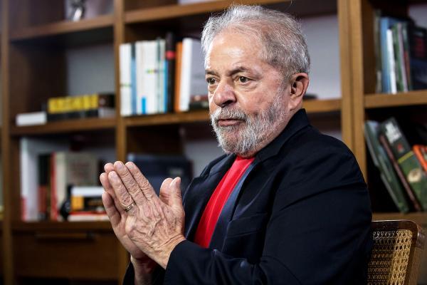 O ex-presidente Luiz Inácio Lula da Silva (PT) (Nelson Almeida/AFP)