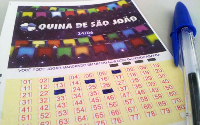 Quina de São João pode pagar até R$ 140 milhões nesta sexta