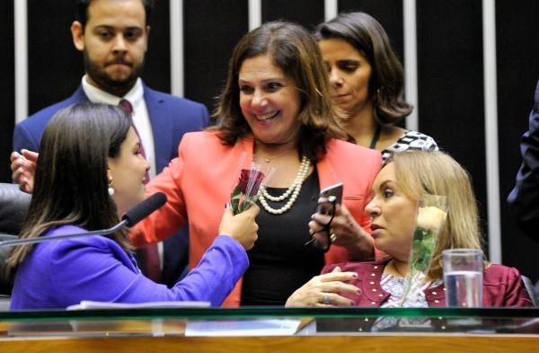 Na Semana da Mulher, Câmara aprova seis projetos da pauta feminina