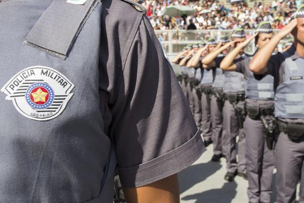 Polícia Militar abre concurso com 2700 vagas para soldado em São Paulo