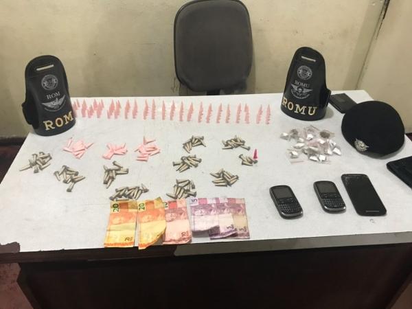 GCM de Itapevi prende seis pessoas por tráfico de drogas