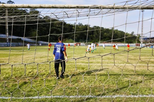 Abertas as inscrições para o Campeonato de Futebol de Cotia