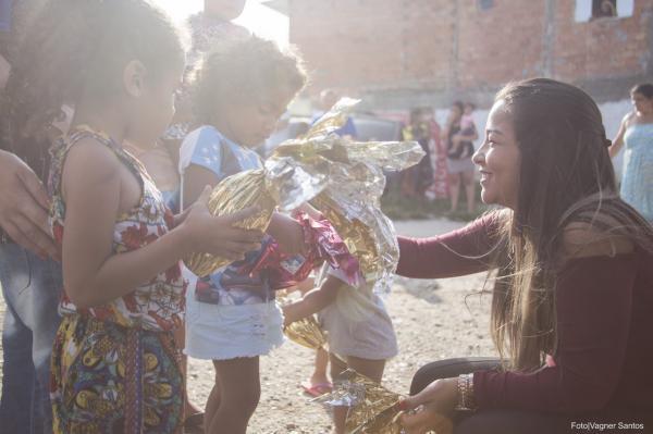 Páscoa Solidária supera a marca de 20 mil ovos de chocolate distribuídos