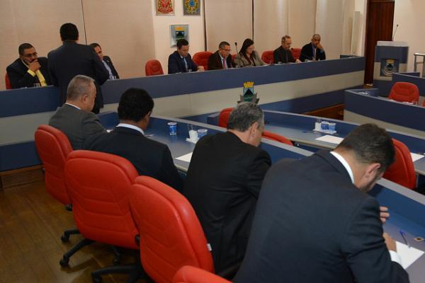 Câmara Municipal aprova quatro matérias na 20ª Sessão Ordinária