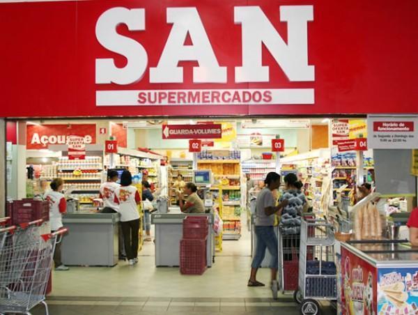 San Supermercados inaugura sua loja nesta sexta-feira