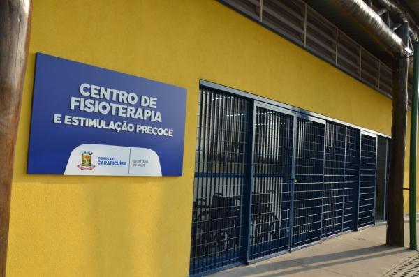 Carapicuíba inaugura novo Centro de Fisioterapia nesta quinta-feira