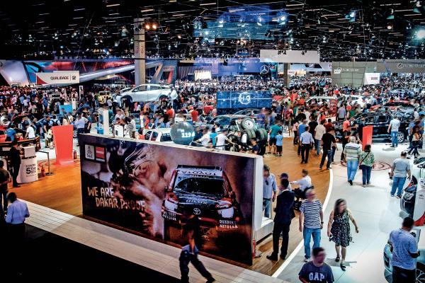 Salão do Automóvel tem as principais montadoras do mundo confirmadas e lançamentos internacionais