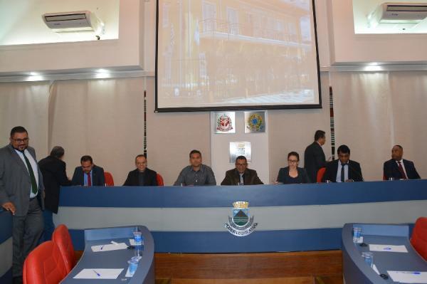 Parlamentares de Cotia aprovam quatro matérias na 38ª Sessão Ordinária